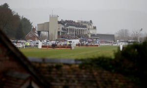 A view of Ludlow racecourse, where the field in the Beginner's Chase will be down to four.