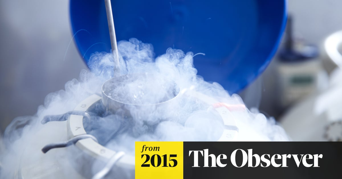 Women Are Being Given False Hope Over Freezing Eggs Society