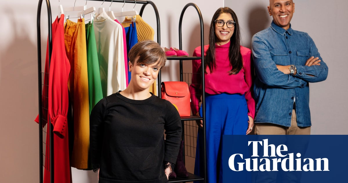 d1e45d817 It s not like Trinny and Susannah  – John Lewis turns to personal ...