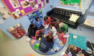 Sure Start Whitley children's centre