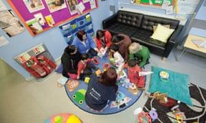 A Sure Start children's centre