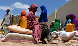 Famine and drought in Somaliland: