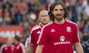 Joe Allen said: 'It wasn't a difficult decision for me to make.'