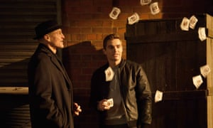 He's a card ... Woody Harrelson and Dave Franco in Now You See Me 2