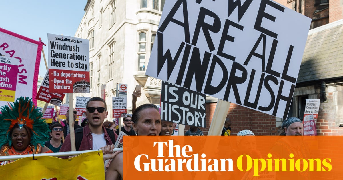 The Windrush deportations were wrong - and so are all the others | Luke de Noronha