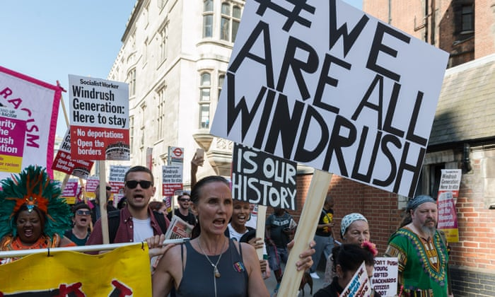 Image result for windrush scandal