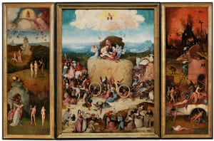 74dd0047b49 Dutch museum achieves the impossible with new Hieronymus Bosch show ...