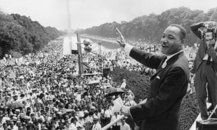 'Many American politicians would have hated King when he was alive as much as they hypocritically dishonor his radical legacy today.'