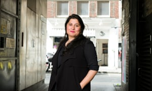 'This is personal' … Sharmeen Obaid-Chinoy.