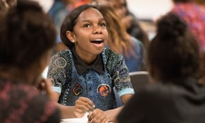 Girls speak up at Fitzroy Crossing High School
