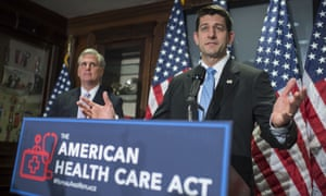 The American Health Care Act has been the subject of bipartisan controversy since it was unveiled by House speaker Paul Ryan.