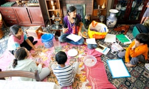 School is very oppressive': why home-schooling is on the