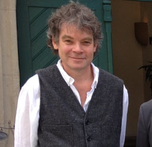 Decca Aitkenhead's history teacher, Andrew Pickering.