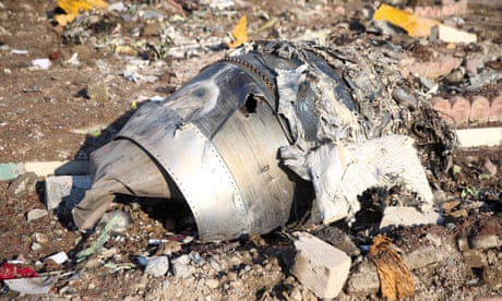 Iran says it will not give black box from crashed airliner to Boeing