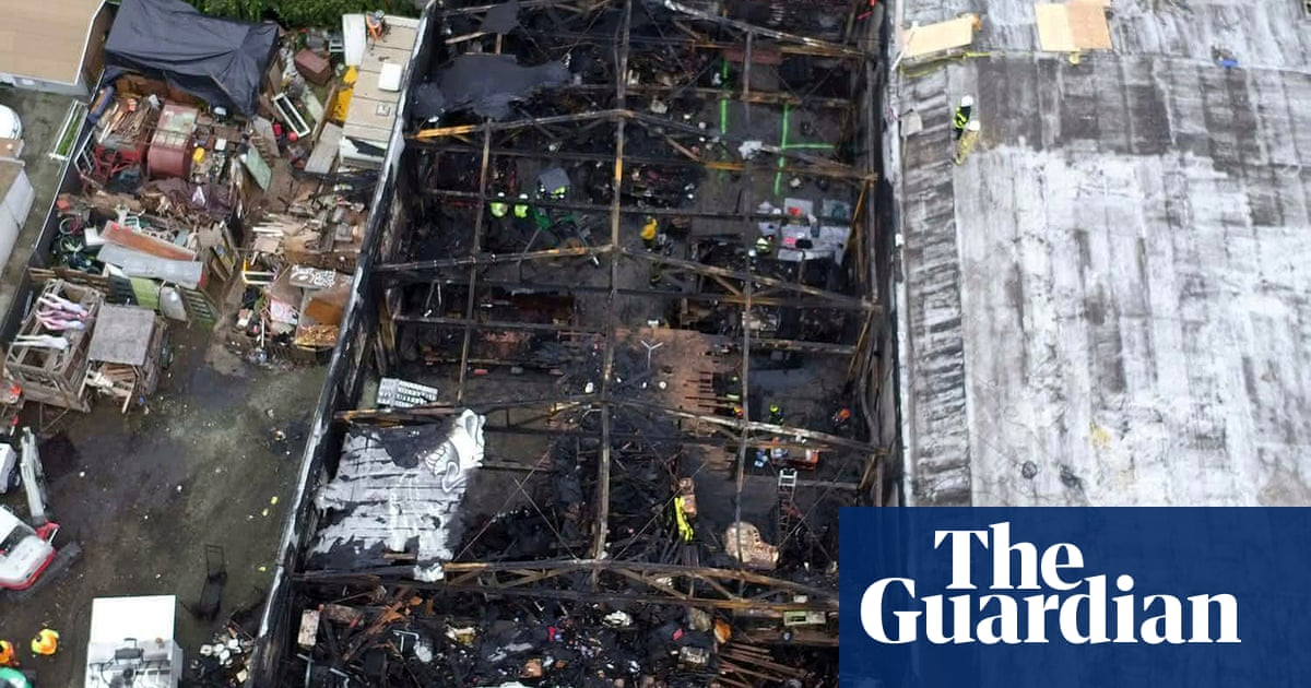 Oakland warehouse fire: man sentenced to 12 years over blaze that killed 36 people