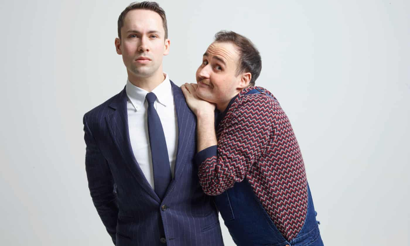 Max and Ivan: Commitment review – a doozy of a comedy show