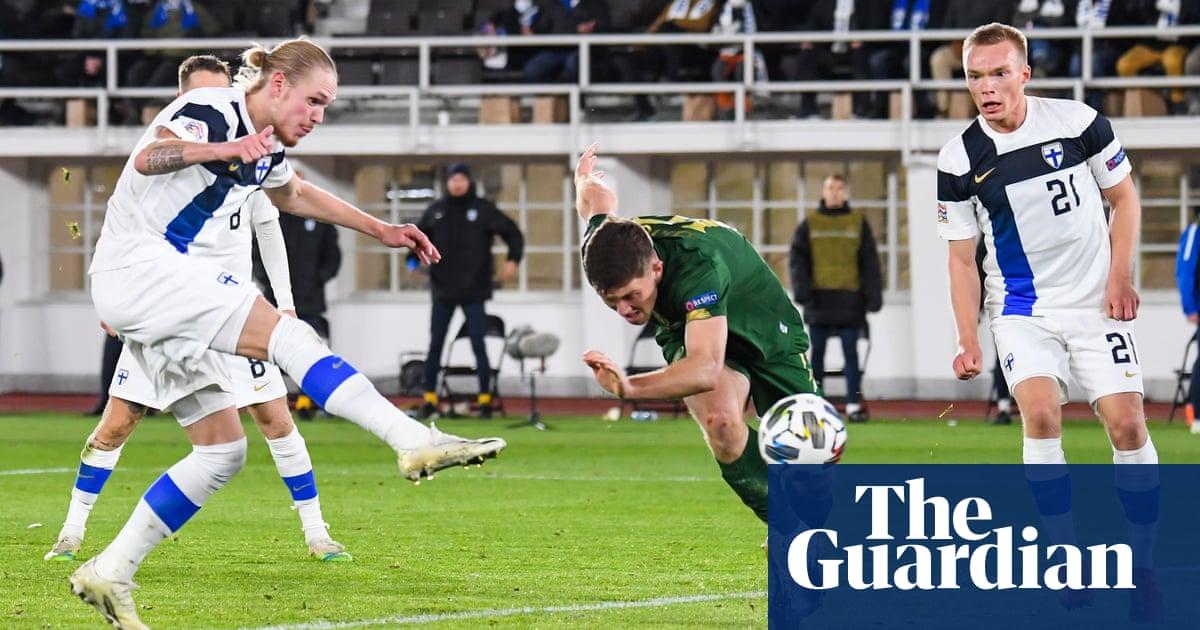 Fredrik Jensen deflates Irelands promise again with winner for Finland