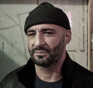 'I know first-hand the importance of telling the stories of people who are under-represented': filmmaker Yann Demange in Notting Hill.