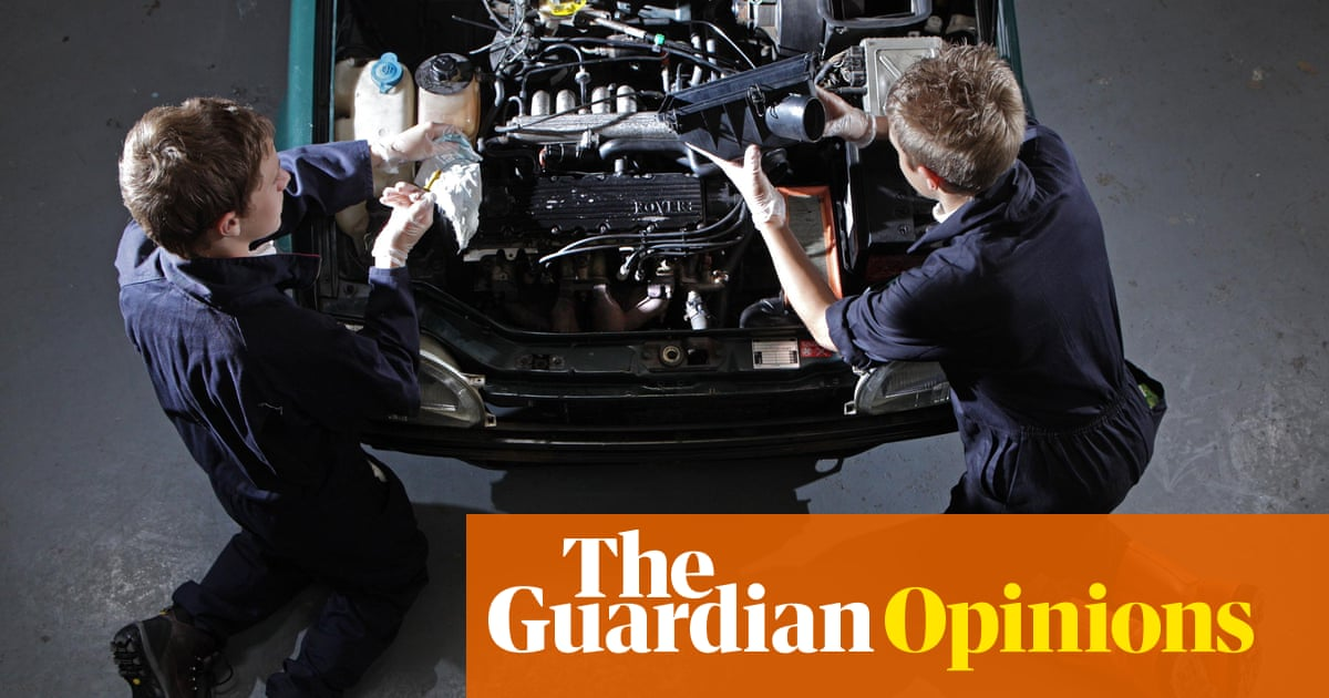 The UK government's skills bill is a disaster for young people