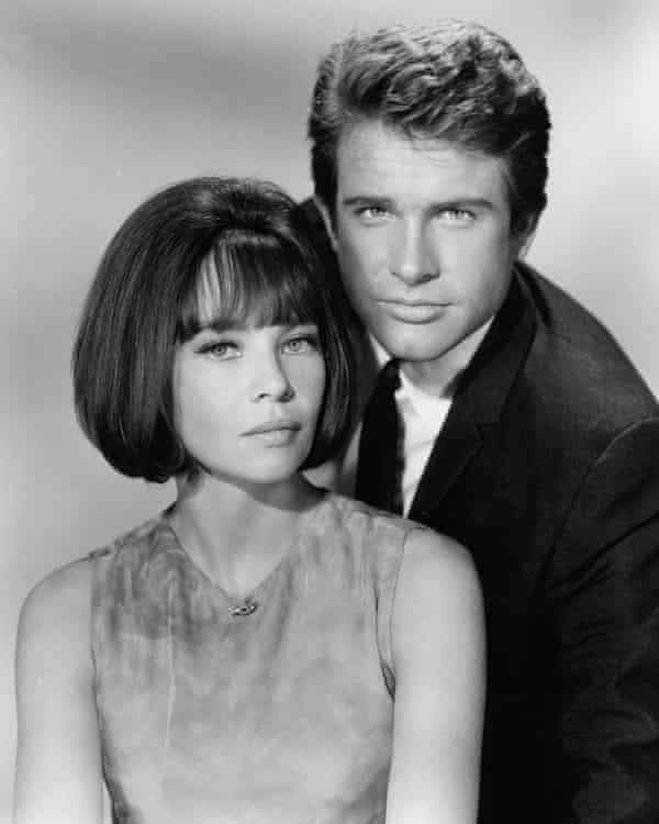 Leslie Caron and Warren Beatty in 1965's Promise Her Anything