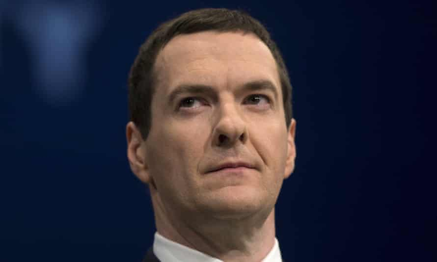 Chancellor George Osborne is determined to push his proposed cuts through.