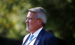 The White House communications director, Bill Shine, at the White House in October 2018.