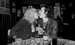 336a9cd56 Frozen in time: Sid Vicious and Nancy Spungen, London, 1978   Food ...