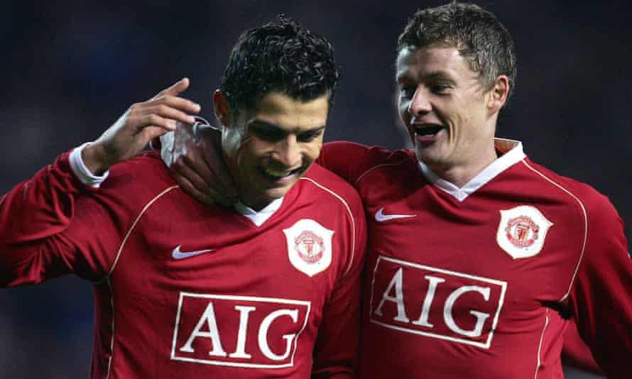 Solskjær cannot resist the romance of Cristiano Ronaldo's Old Trafford  return | Cristiano Ronaldo | The Guardian