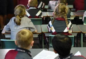 'Spend five minutes with any teacher in Western Sydney and you'll receive a dire description of the state of affairs'