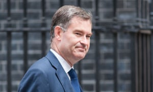 David Gauke was made work and pensions secretary following the election.