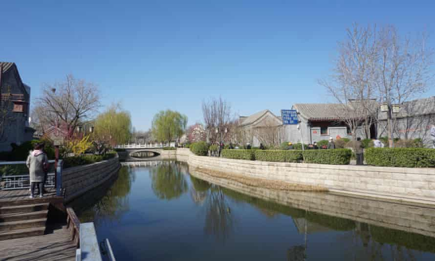The Yu (or Jade) River was restored in 2014. Much of the real estate immediately surrounding it has already been developed into highly-priced recreational spaces.