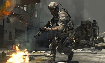 Call of Duty: Modern Warfare 3.