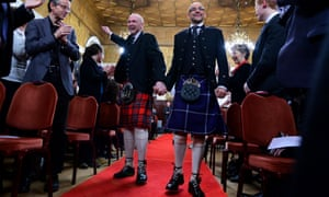 gay marriage kilts