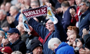 Burnley fans could see European football at Turf Moor for the first time in more than 50 years.
