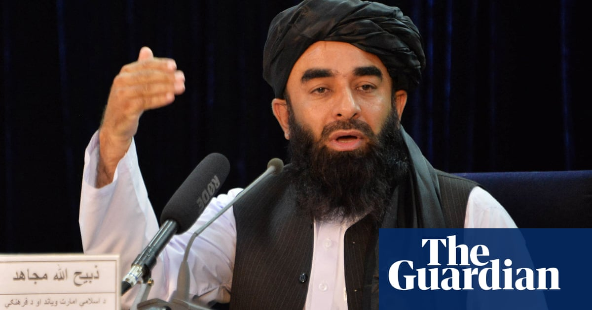 Taliban will take 'different stance' if US troops remain beyond 31 August – video