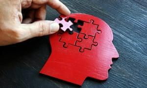 Head jigsaw puzzle