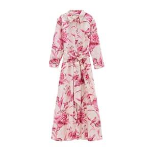 Shirt dress, £49.99, zara.com.