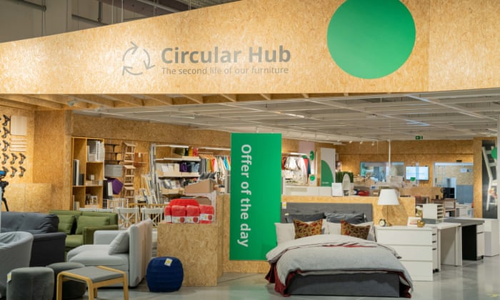 Ikea Uk To Back Unwanted Furniture, Used Furniture New York City