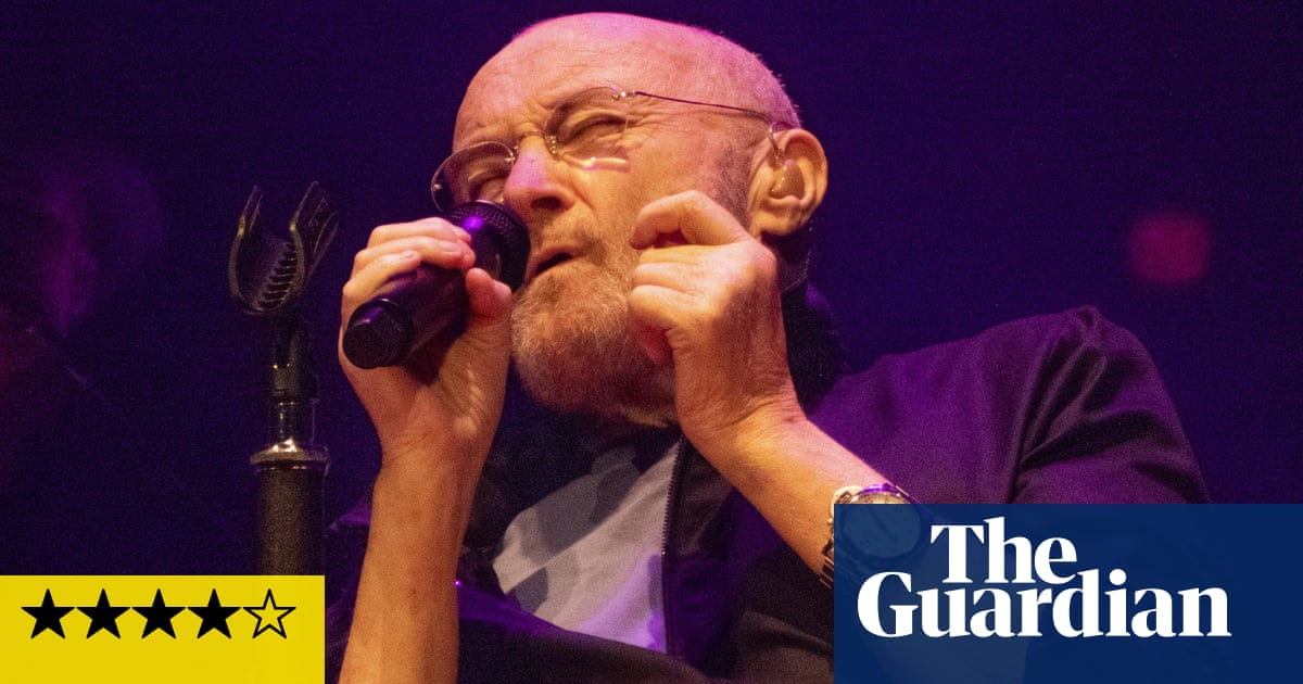 Genesis review – rock's most unlikely stars go out with a bang