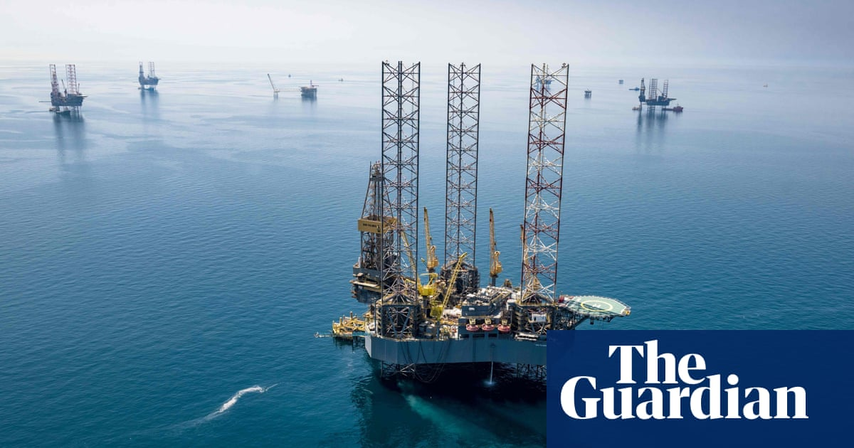 Saudi Aramco to keep $75bn dividend despite dive in profits | Business | The Guardian