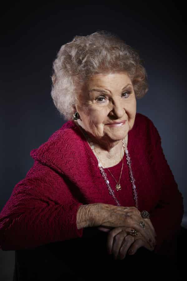 Lassie Lou Ahern in 2015.