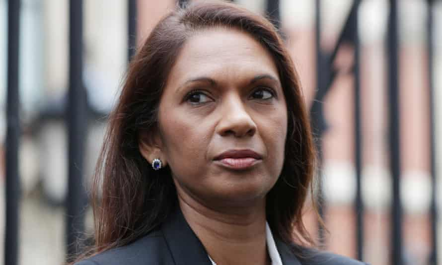 Gina Miller is afraid to leave her home because of threats of acid attacks.
