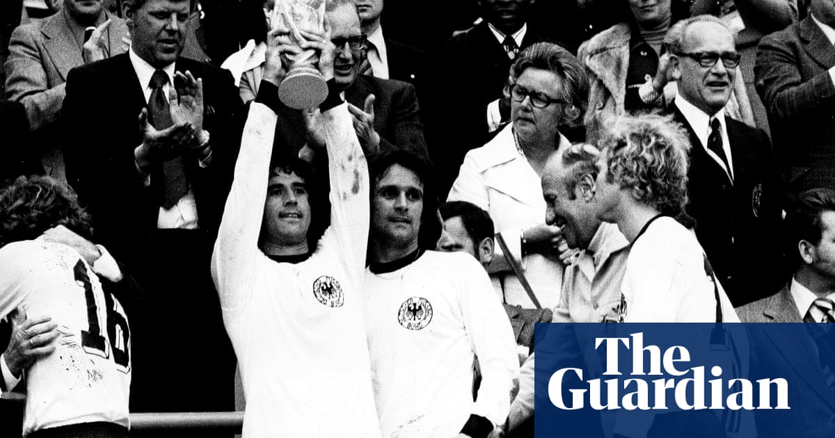 Gerd Müller was world class but his brilliant legacy is too often forgotten