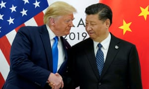 Donald Trump has personally pressed his Chinese counterpart, Xi Jinping, to do something to stem the flow of opioids from China. 'You've got to help us with this,' read one note.