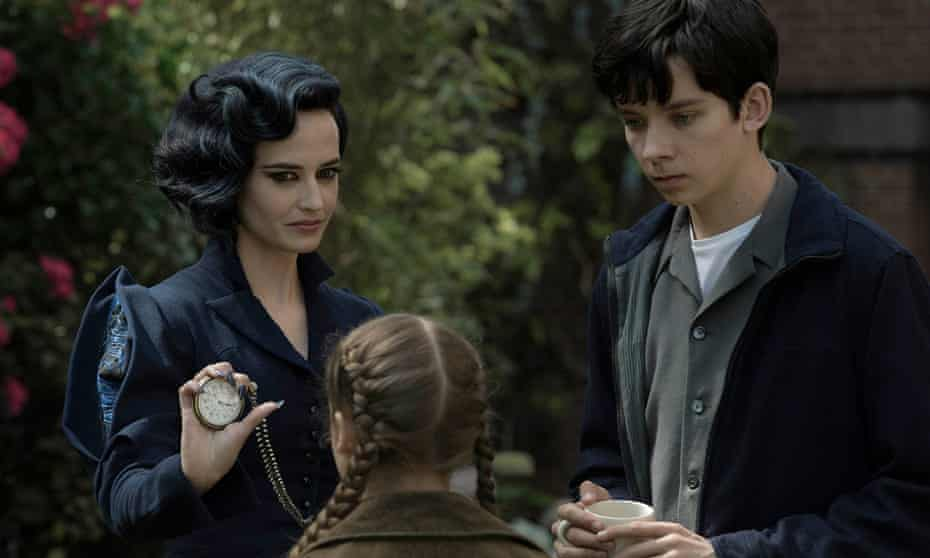 Miss Peregrine's Home for Peculiar Children.
