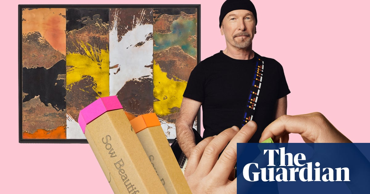 June design news: ice cream, guitar straps and Lego