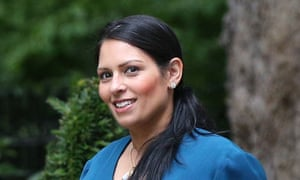 Priti Patel has come under pressure after failing to come clean with the PM over meetings with Israeli figures.