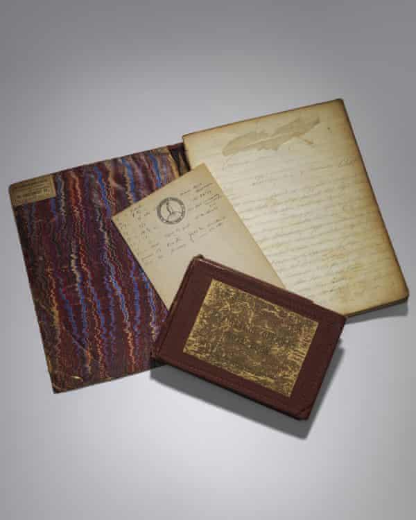 Gran's diary.