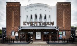 The Everyman Cinema Great North Road Barnet London.