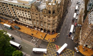 Buses in Edinburgh